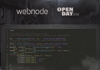 Webnode - Den otevřeného kódu pro vývojáře a studenty