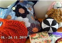 Textilní tvorba Dagmar F.