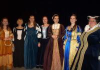 Adventní koncert skupiny Capella Rederna na hradě Valdštejn