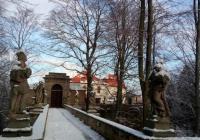Vánoční varhanní koncert Radka Rejška na hradě Valdštejn