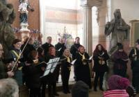 Tříkrálový koncert na hradě Valdštejn