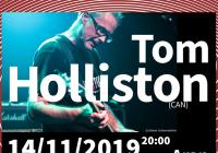 Tom Holliston (CAN), Selina Martin (CAN), Aran Epochal