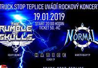 Truck stop Teplice