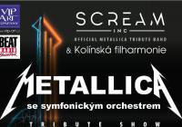 S&M Metallica - Scream inc. & Kolínská filharmonie - live
