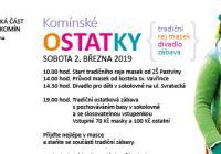 Komínské ostatky 2019 - Brno