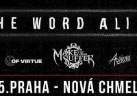 The Word Alive v Praze