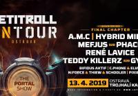 Let It Roll On Tour 2019 v Ostravě