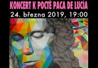 Koncert k poctě Paca de Lucía: Vzpomínky na legendu