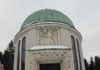 Schowankova hrobka, Albrechtice v Jizerských horách