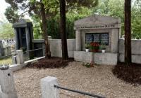 Hřbitov Desná, Desná