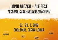 Lopni Beczku - Ale Fest - Cooltour Ostrava