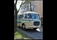 Autobusový den - Praha