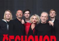 Čechomor Kooperativa Tour 2019 - Pardubice