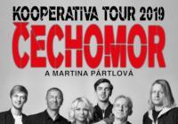 Čechomor Kooperativa Tour 2019 - Brno