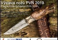 Pražská výstava nožů PVN 2019