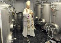 Církev a pivo