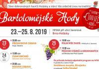 Bartolomějské hody - Brno Holásky