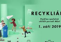 Recykliáda - Plzeň Plaza