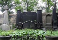 Nový židovský hřbitov - poznávací vycházka