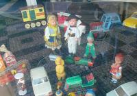 Výstava Retro hraček z Evropy a Asie