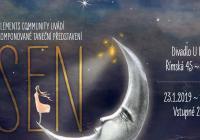 SEN - komponované taneční představení od Elements Community