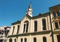 Evangelický kostel, České Budějovice