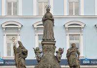 Mariánské sousoší, České Budějovice