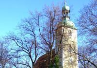 Kostel sv. Jana Křtitele a sv. Prokopa