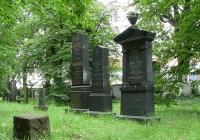 Židovský hřbitov České Budějovice