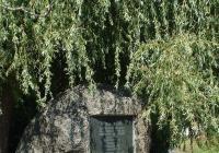 Pomník protržené přehrady, Desná
