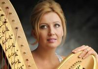 Božská harfa Jany Bouškové