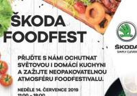 Škoda food festival v Rychnově nad Kněžnou