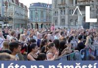 Léto na náměstí Liberec
