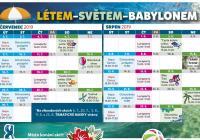 Babylonské léto v Liberci