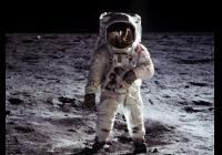 50. výročí přistání člověka na Měsíci