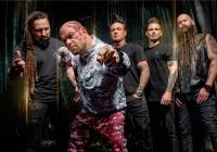 Five Finger Death Punch v Praze