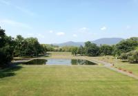 Bývalá zámecká zahrada Duchcov