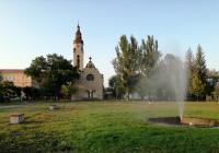 Park u Barbory, Duchcov