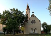 Husův sbor s vyhlídkovou věží
