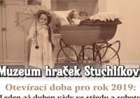 Muzeum hraček Stuchlikovi, Nový Bydžov