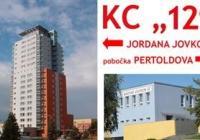 Kulturní centrum 12 Jordana Jovkova, Praha 4