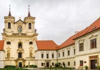Památník písemnictví na Moravě, Rajhrad