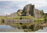 Kamenický Šenov – za Panskou skálou i zdejší sklářskou tradicí