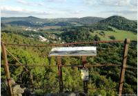 Česká Kamenice – na vyhlídku Jehla, Bratrské oltáře a Ponorku