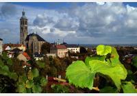 Kutná hora – za kostely historického centra, chrámem svaté Barbory i kostnicí v Sedleci