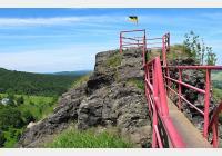 Jiřetín pod Jedlovou – za loupežníky na hrad Tolštejn, rozhlednu Jedlová, do podzemí i za sportem