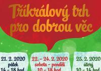 Tříkrálový trh 2020 - Praha