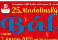 Radotínský bál 2020 - Praha