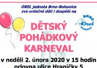 Karneval pro děti - Brno Bohunice