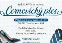 Ples - Brno Černovice